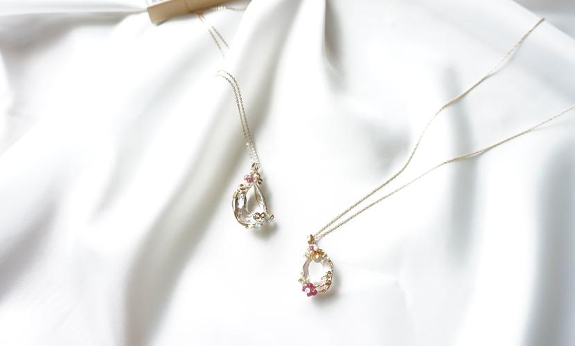 神秘的な輝きと透き通る透明感のある水晶